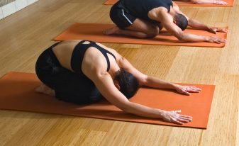 Yoga in the Valley: Not Your Typical Class